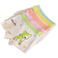 Girls Boyshort Briefs Underwear Super Soft Panties 5 -Pack